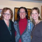 Andrea, Shannon, Melissa, Feb 2011