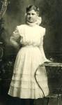 Hilda Magdelina Scaer (1895-1997), d/o John  Lizzie (Schinnerer) Scaer, w/o Cornelius Schumm
