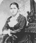 Barbara Schinnerer (1863-1897) d/o Frederick & Elizabeth (Schumm) Schinnerer