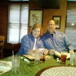 Dr. & Mrs. Lutz, ODA 2010