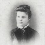 Emma (Schinnerer) Balyeat (c1875-?) d/o Frederick Schinnerer & Elizabeth Schumm, w/o Bert Balyeat