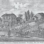 Frederick Schinnerer Farm (1882 History of Van Wert County, Ohio)