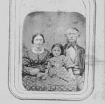 Elizabeth (Schumm), Clara, Frederick Schinnerer c1872