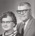 Ruth (Whiteman) & Glen Brewster (1912-1971) s/o Philip & Pearl (Reid) Brewster