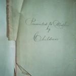 Henry Bennett Bible