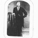 Henry Schumm (1844-1922) s/o Louis & Barbara (Pflueger) Schumm, h/o Rosina Schinnerer