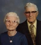 Hilda (Scaer) &  Cornelius Schumm