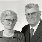 Hilda Magdelina (Scaer) (1895-1997) & Cornelius Louis Schumm (1896-1986)