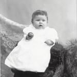 Hilda Magdelina Scaer (1895-1997) d/o John & Lizzie (Schinnerer) Scaer, w/o Cornelius L Schumm