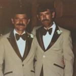 Joe & Greg Bennett 1982