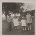 Cousins Dave, Jean, Karen, Judy