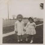 Cousins Jeannie & Karen