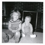Karen & cousin Ron