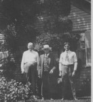 Mr Lillich, Louis, Cornelius Schumm