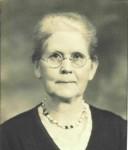 "Elizabeth ""Lizzie"" (Schinnerer) Scaer (1870-1951) d/o Frederick Schinnerer & Elizabeth Schumm, w/o John Scaer"