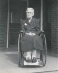 Lizzie (Schinnerer) Scaer (1870-1951, d/o Frederick Schinnerer, w/o John Scaer) (1951 photo)