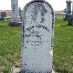 Margaretha Strobel Miller (1859-1882) Zion Lutheran Cemetery, Chattanooga