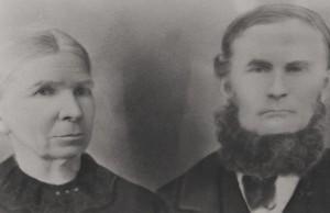 Maria (Pflueger) (1820-1903) & George Martin Schumm (1812-1871)
