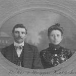 Mike & Maggie (Miller) Kallenberger (1875-1962)