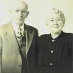 Theodore (1884-1969) & Mollie Schinnerer Hofmann (1883-1955) d/o Frederick Schinnerer