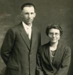 Richard & Frieda (Schumm) Allmandinger (1893-1945) d/o Louis J Schumm