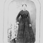 Rosina (Schinnerer) Schumm (1854-1890) w/o Henry Schumm, d/o Frederick & Mary (Deier) Schinnerer (1822-1861; Fred's 1st wife)