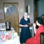 Christmas c1963, Hilda & Florence