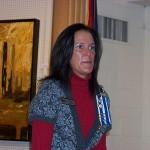 Shannon Rapp, Lima Chapter Regent, 2011
