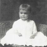 Velma (Hofmann) Ehlerding (1915- ) d/o Theodore & Mollie (Schinnerer) Hofmann