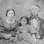 Frederick, Elizabeth (Schumm) and Clara Schinnerer