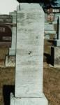 Marie (Kessler) Mueller (1811-1886) St. Paul's UCC Cemetery, Mercer County, Ohio