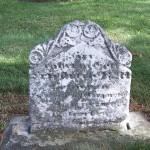 Friedrich P M Schinnerer, Zion Lutheran Cemetery, Schumm, Ohio