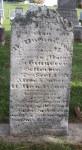 M Margaretha Schinnerer, Zion Lutheran Cemetery, Van Wert County, Ohio