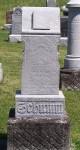 Elisabeth (Ehrenmann) Schumm, Zion Lutheran Cemetery, Schumm, Van Wert County, Ohio.