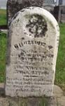 Wilhelmine M. Schinnerer, Zion Lutheran Cemetery, Schumm, Ohio.