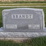 Brandt, Emil & Myrtle