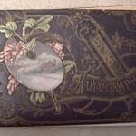 Alta Jane Bryan's autograph book, c1887.