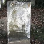 Nicholas Headington, Liber Cemetery, Jay County, Indiana.
