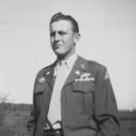 Herbert M. Miller, WWII.