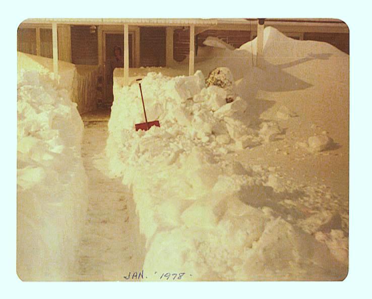 Remembering The Blizzard Of 1978 Karen S Chatt