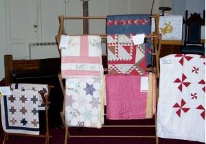 Quilts, Zion Chatt.