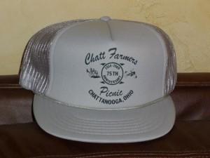 Chatt Farmers Picnic, 1989.