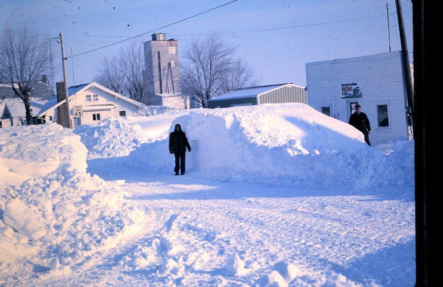 Photos Of Chatt The Great Blizzard Of 1978 Karen S Chatt