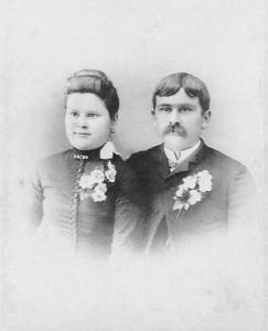 Joseph & Clara (Schinnerer) Gunsett.