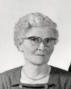 Grandma Schumm (Hilda Scaer Schumm)
