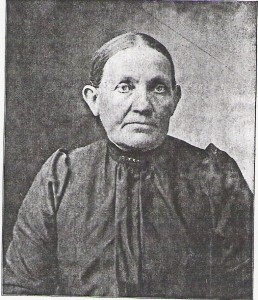 Catherine Bollenbacher (1845-1917).