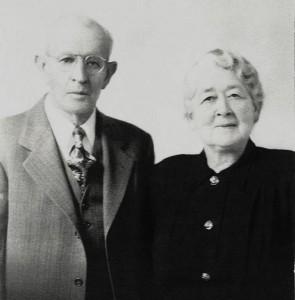 Theodore & Mollie (Schinnerer) Hofmann.