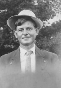 Chris Miller (1880-1911), son of Jacob Miller.