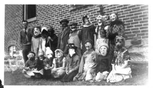 Halloween, Zion Lutheran Schumm Parochial School.