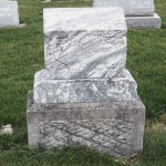 Herbert Heffner, Zion Lutheran Cemetery, Chattanooga, Mercer County, Ohio. (2011 photo by Karen)
